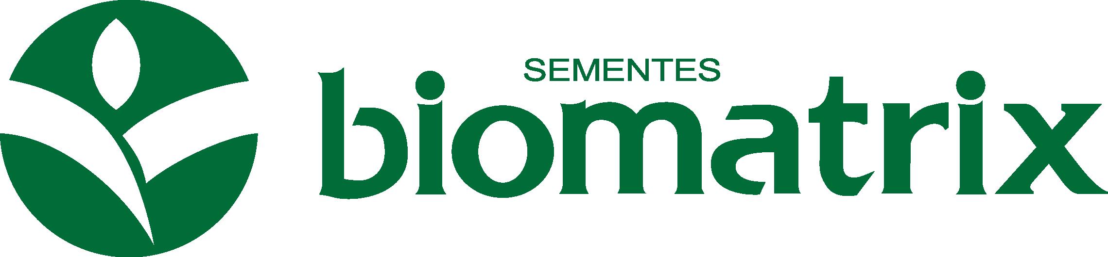 Logo da Sementes Biomatrix